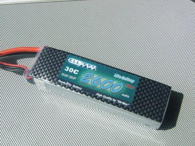 NEWELL-MAX 2600mAh 3S 30C