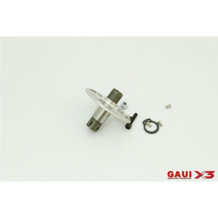 216111 GAUI X3 Crown Gear Hub with One Way Sleeve