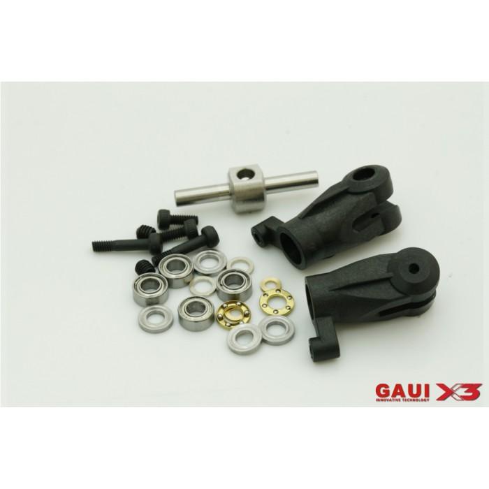 216117,GAUI X3 Tail Rotor Grip Assembly ..