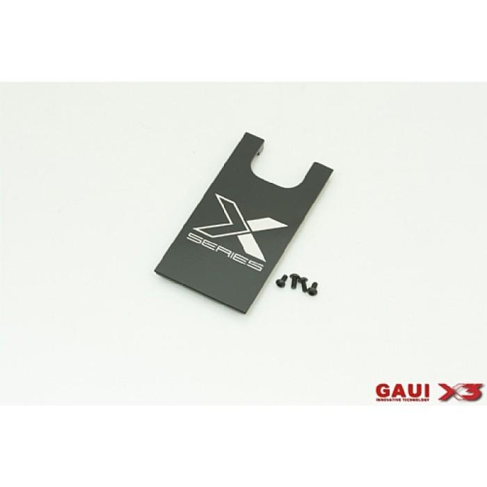 216134,GAUI X3 CNC Rear Plate ..