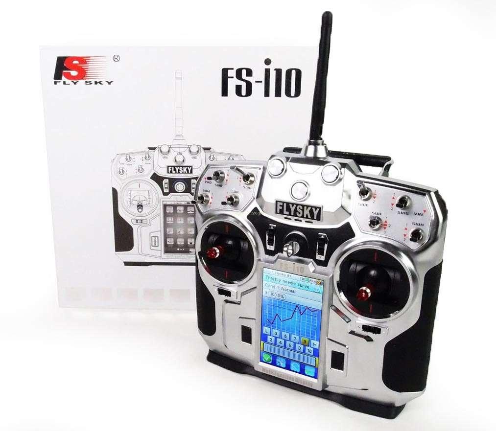 วิทยุ FlySky FS-i10 10 Channel 2.4G AFHDS 2