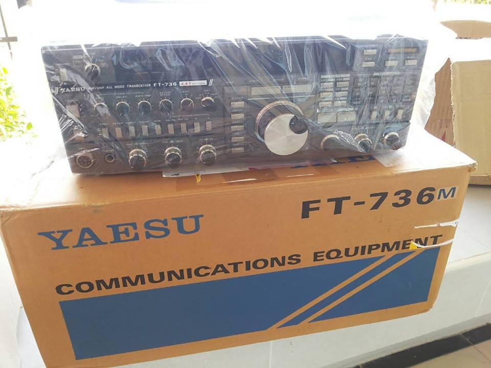 YAESU FT-736