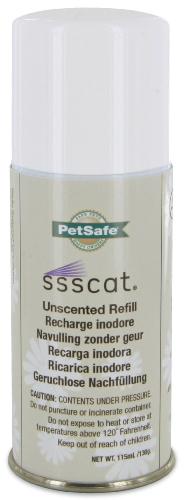 SSScat Refill Spray  รีฟิวสำหรับใส่เครื่องSSScat   1 ขวด พ่นได้ 500 ครั้ง บรรจุ 115 ml.