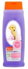 แชมพูลูกสุนัช Hartz Puppy Shampoo แชมพูลูกสุนัข อ่อนโยน บำรุงขน หอมกลิ่น Jasmine USA
