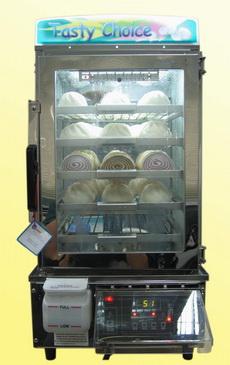 ตู้อุ่นซาลาเปา ระบบดิจิตอล ขนาด 5 ชั้น ของฟรีสเซอร์ FRESER รุ่น SME-5  ส่งฟรีถึงที่ทั่วประเทศ