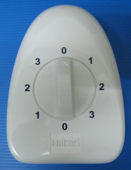 พัดลมโคจร16นิ้ว ติดเพดาน HATARI ฮาตาริ รุ่นใหม่ HT-C16M8(N) มีเทอร์โมฟิวส์  ส่งถึงที่ทั่วประเทศ 1