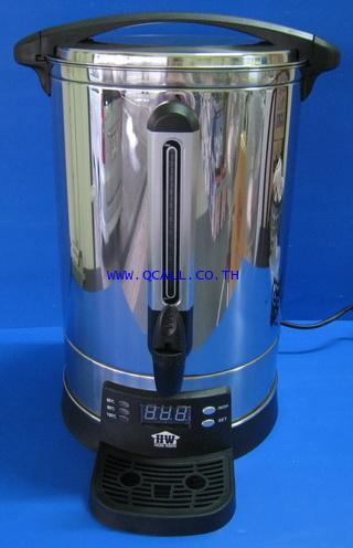 ถังต้มน้ำร้อนดิจิตอล หม้อต้ม20ลิตรพร้อมที่รองแก้วHouse Worth รุ่นEU-02 ตั้งอุณหภูมิได้ ส่งฟรีทั่วปท.