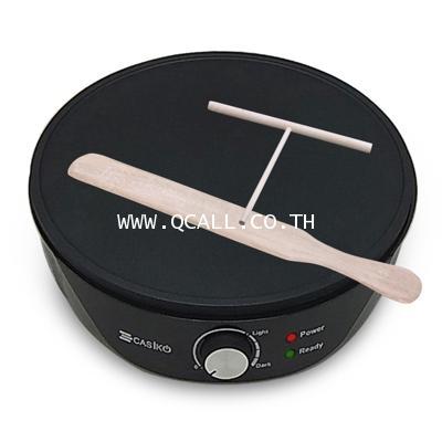 เครื่องทำเครปญี่ปุ่น/แพนเค้ก PANCAKE Crepe Maker คาสิโก CASIKO รุ่น CK-5010A แถมไม้พาย+ไม้ปาด ส่งฟรี