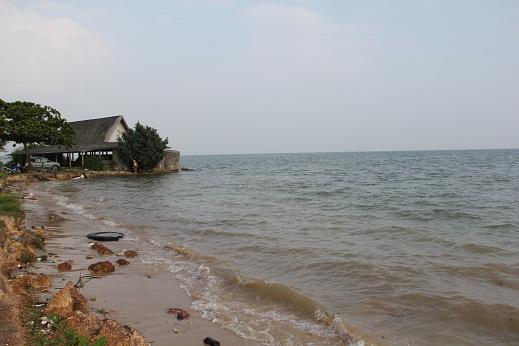 จ.ระยอง อ.แกลง ฉ.33-0-0ไร่ หน้าติดทะเล 250ม. ถมแล้ว