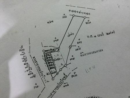 จ.สุราษฏร์ธานี อ.เมือง ต.มะขามเตี้ย โฉนด 7-2-17 ไร่