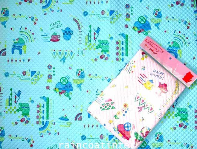 ผ้าพลาสติกปูที่นอนเด็ก (ญี่ปุ่นใหญ่)  31-BS006