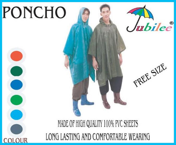 เสื้อกันฝนผู้ใหญ่ ปันโจ ผ้าโปร่ง แบบค้างคาว รุ่น 30-RG007