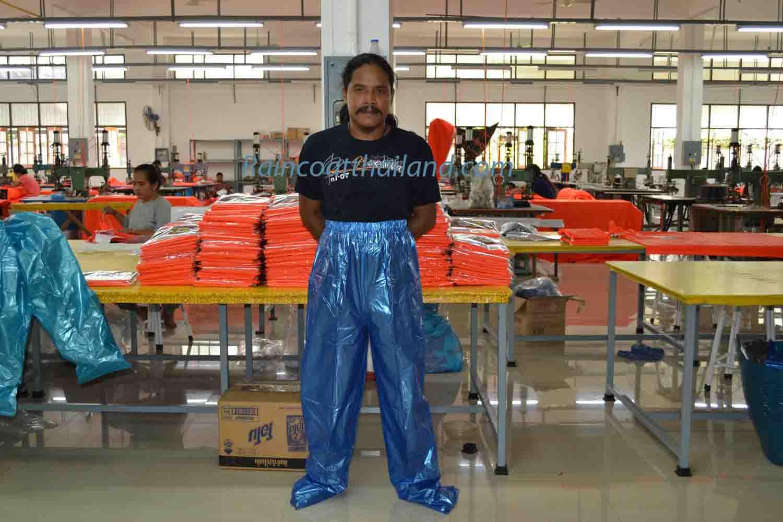 กางเกงกันน้ำ/กางเกงกันน้ำท่วม/กางเกงแก้ว Magic pants 30-MP001 2