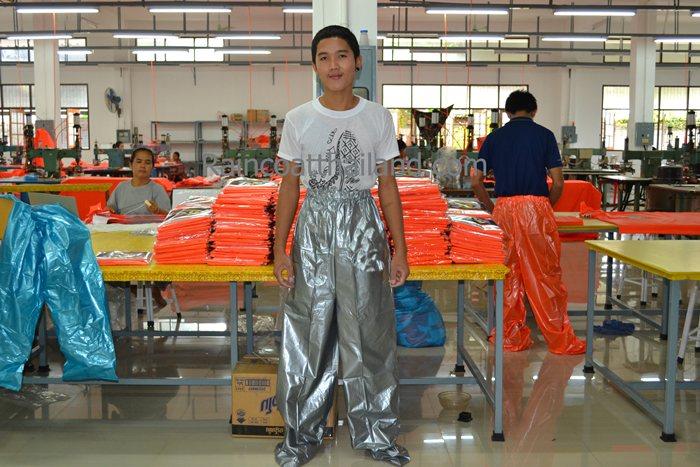 กางเกงกันน้ำ/กางเกงกันน้ำท่วม/กางเกงแก้ว Magic pants 30-MP001 5