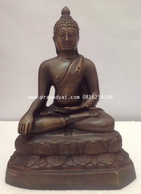 พระบูชา พระพุทธรูปเชียงแสน หน้าตัก 5 นิ้ว