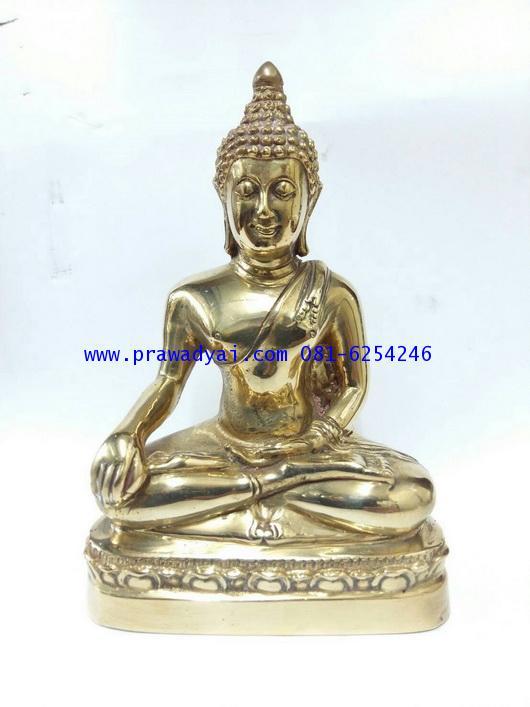 พระบูชา พระพุทธรูปเชียงแสน หน้าตัก 3 นิ้ว