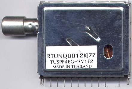 RTUNQ0012KJZZ / TUSPF4EG-771F2