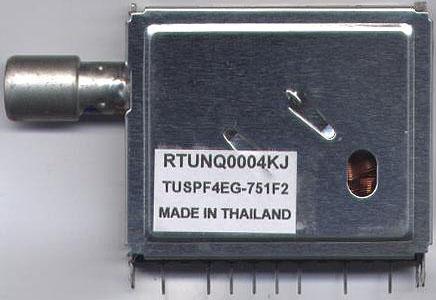 RTUNQ0004KJZZ / TUSPF4EG-751F2