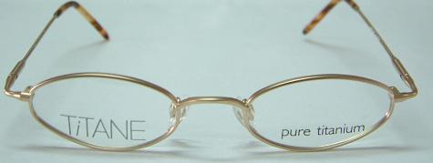 แว่นตา Titane