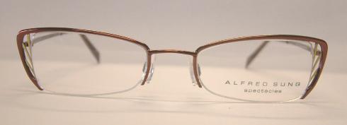 แว่นตา ALFRED SUNG AS4692