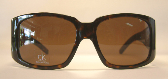 แว่นกันแดด Calvin Klein CK4066SR1 สีน้ำตาลกระ