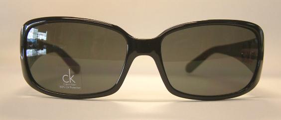 แว่นกันแดด Calvin Klein CK3065S สีดำ