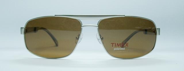 แว่่นกันแดด TIMEX T923 สีเงิน