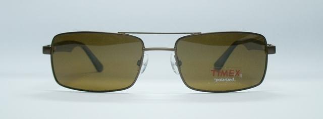 แว่นกันแดด TIMEX T910 สีน้ำตาล