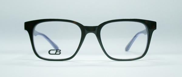 แว่นตา CB BUDDY สีน้ำตาลกระ-ม่วง