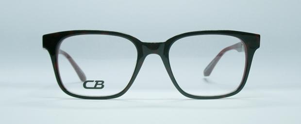 แว่นตา CB BUDDY สีน้ำตาลกระ-แดง