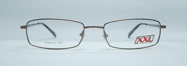 แว่นตา XXL SABRE สีน้ำตาล
