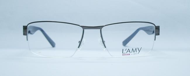 แว่นตา L\'Amy REMI สีเหล็ก