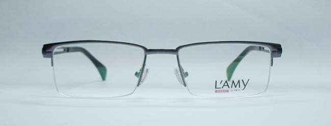 แว่นตา L\'AMY GRANT สีเงิน