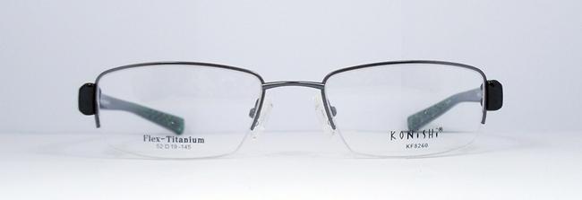 แว่นตา KONISHI KF8260 สีเหล็ก
