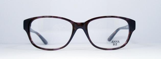 แว่นตา ANNA SUI AS597 สีน้ำตาลลาย