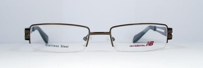 แว่นตา New Balance NB433 สีน้ำตาล
