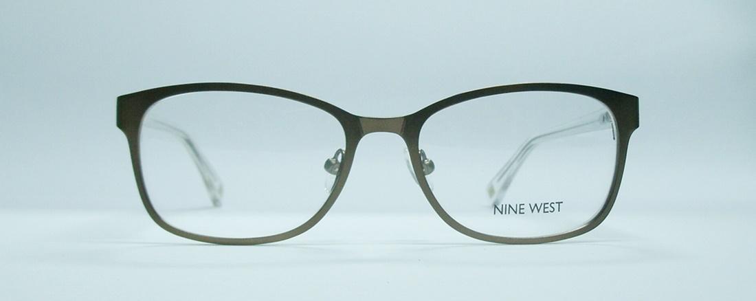 แว่นตา NINE WEST NW1046 สีน้ำตาล