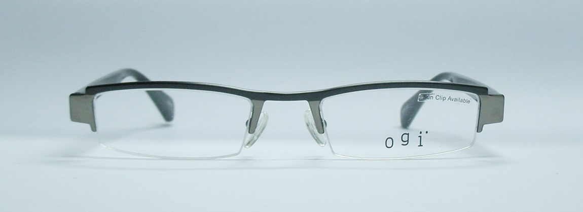 แว่นตา OGI 2200 สีเหล็ก-ดำ