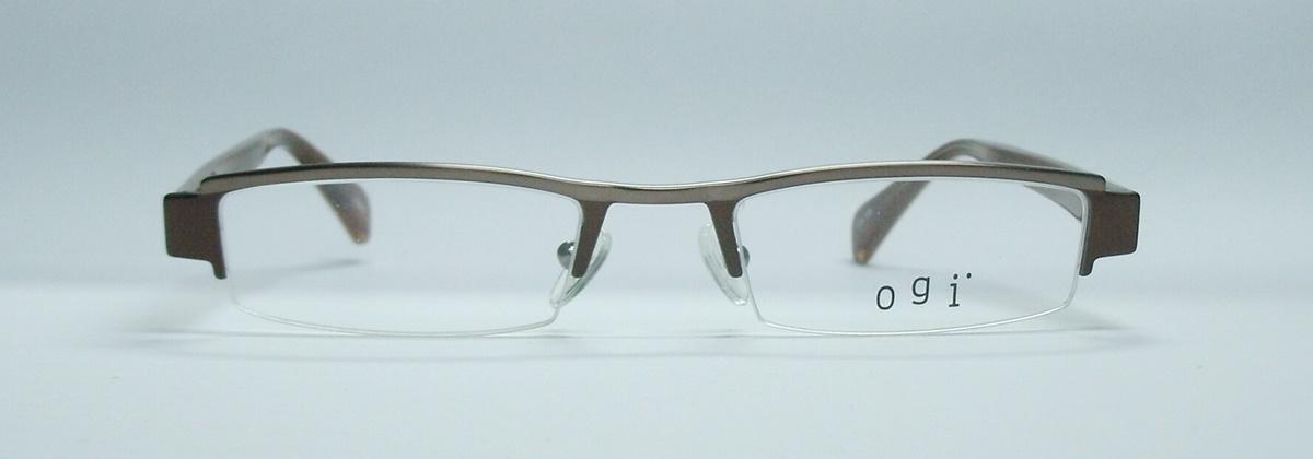 แว่นตา OGI 2200 สีน้ำตาล
