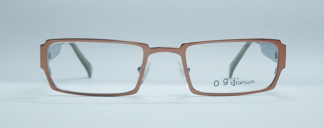 แว่นตา OGI 5030 สีแดง-ฟ้า