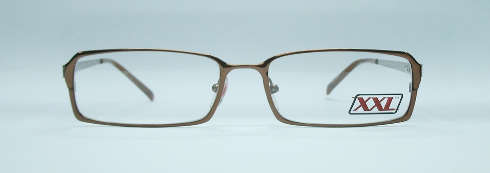 แว่นตา XXL Almond สีน้ำตาล