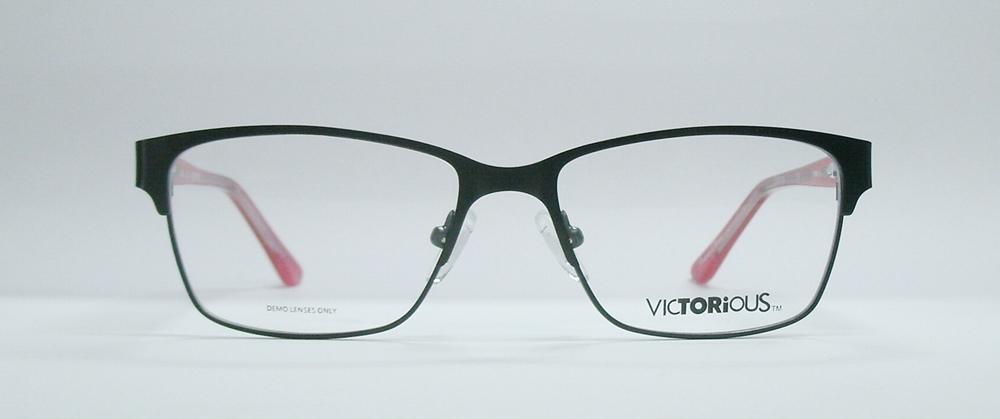 แว่นตา VICTORIOUS สีดำ