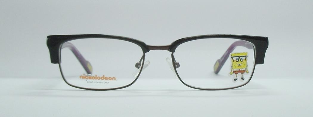 แว่นตาเด็ก NICKELODEON GIGABOB สีดำ