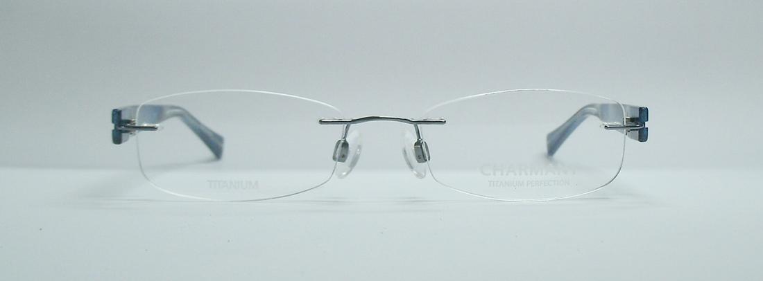 แว่นตา CHARMANT 10945 สีน้ำเงิน