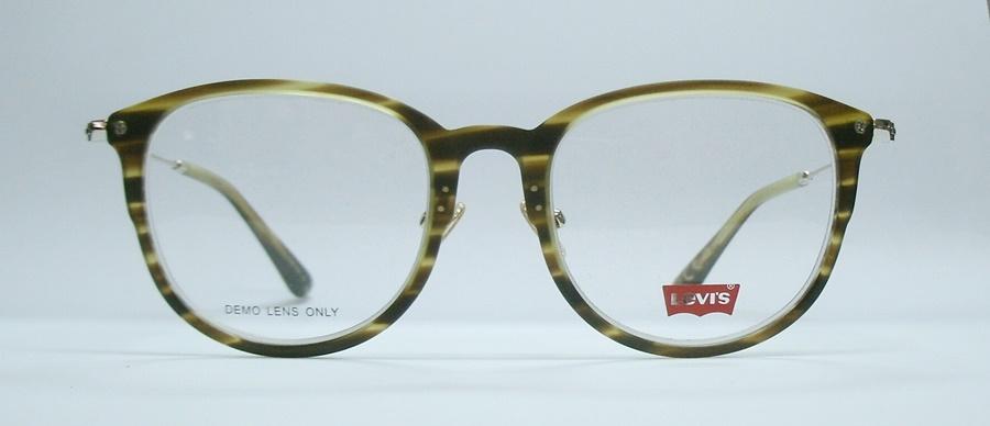 แว่นตา LEVI\'S LS155 สีน้ำตาลกระ