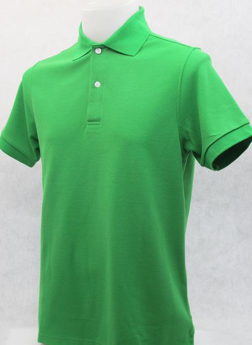 เสื้อโปโลสำเร็จรูป สีเขียว