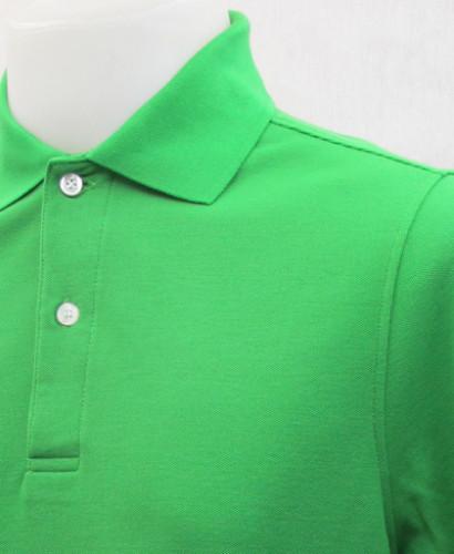 เสื้อโปโลสำเร็จรูป สีเขียว 1