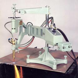 เครื่องตัดแก็สตามแบบ \quot;Tanaka\quot; Sthape C/M KT-350N