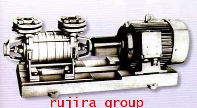 ปั้มน้ำหอยโข่ง ชนิดหลายใบพัด INTERSIGMA 32SVD-4