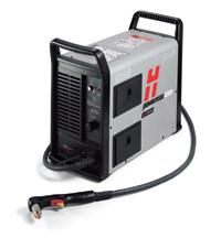 เครื่องตัดพลาสมา ยี่ห้อHypertherm รุ่นPowermax1250 ตัดได้ 38 มม.